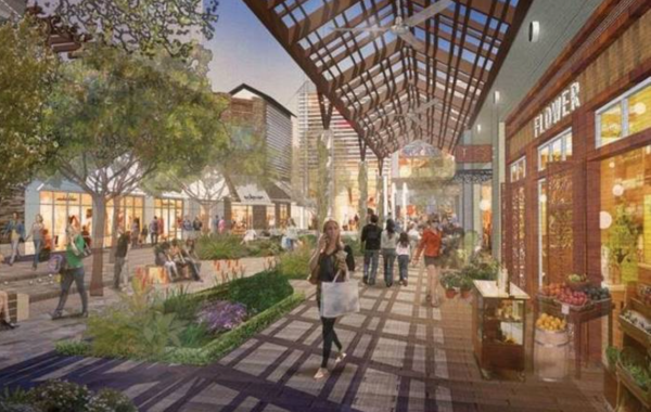 LIFESTYLE CENTER: THE VILLAGE TOPANGA