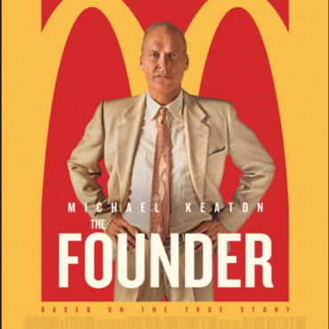 THE FOUNDER IS A MUST SEE