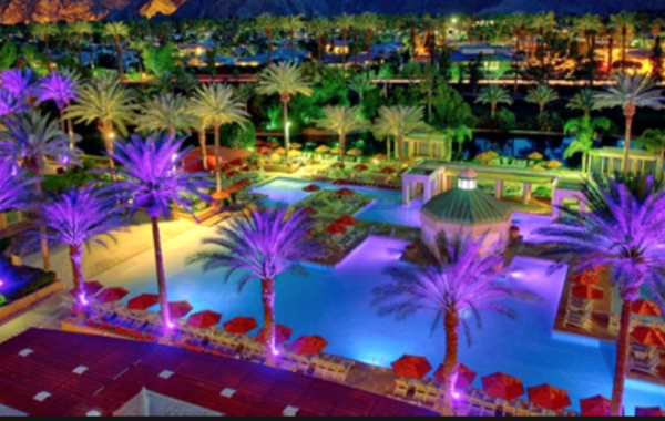PALM SPRINGS IS A PLACE TO VISIT NOW