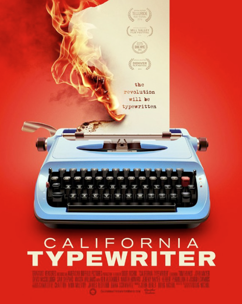 MOVIE REVIEW: CALIFORNIA TYPEWRITER