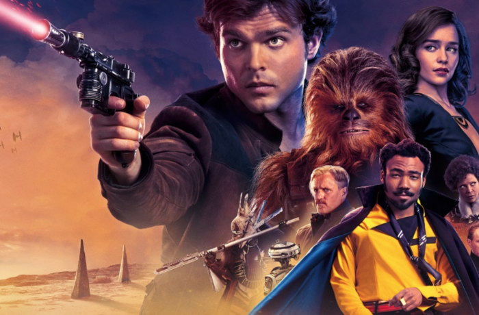 MOVIE REVIEW: SOLO: THE STAR WARS STORY