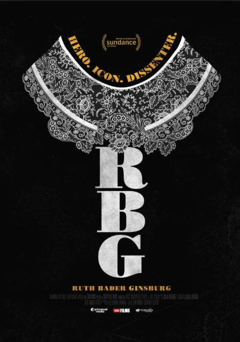 MOVIE REVIEW: RBG