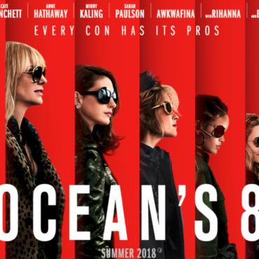 MOVIE REVIEW: OCEAN'S 8