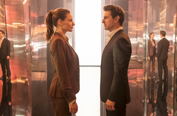 MISSION IMPOSSIBLE – FALLOUT; MOVIE REVIEW