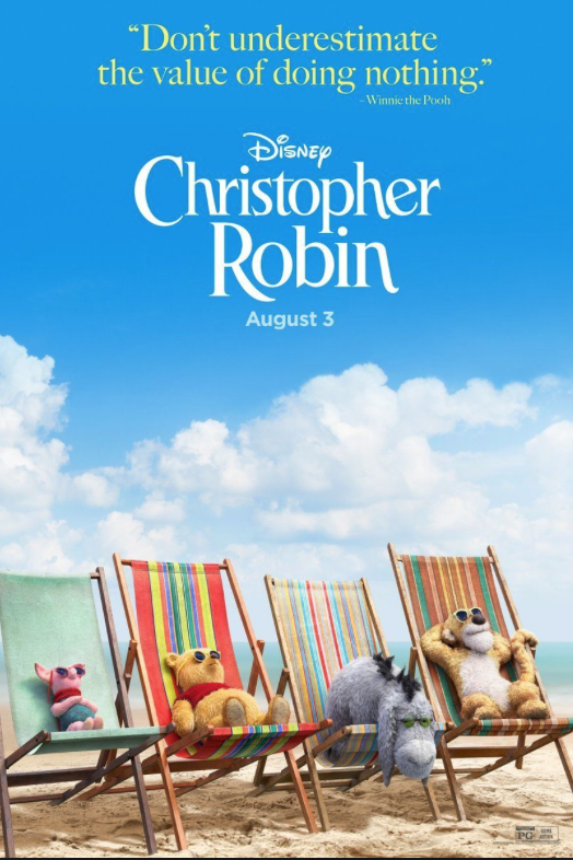 CHRISTOPHER ROBIN; MOVIE REVIEW