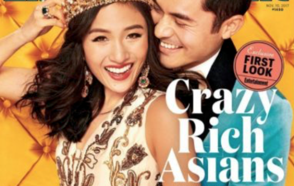 CRAZY RICH ASIANS BECOMES MOST SUCCESSFUL STUDIO ROMANTIC COMEDY
