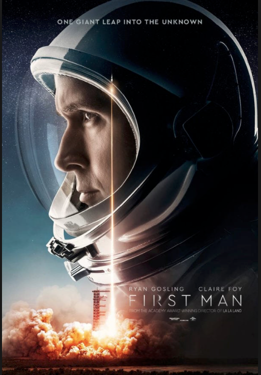 FIRST MAN: REVIEW