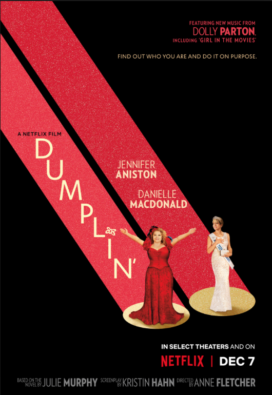 DUMPLIN' – JENNIFER ANISTON'S LATEST