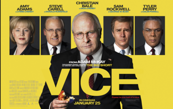 VICE: MOVIE REVIEW