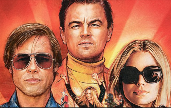 MOVIE REVIEW: ONCE UPON A TIME IN HOLLYWOOD