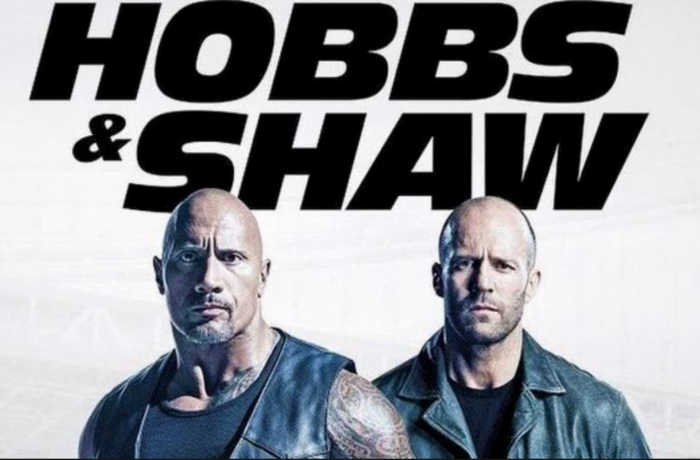 MOVIE REVIEW: FAST AND FURIOUS PRESENTS: HOBBS & SHAW