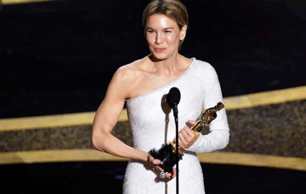 RENEE ZELLWEGER'S OSCAR WIN FOR JUDY