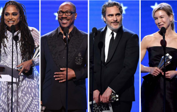 CRITICS CHOICE AWARDS WINNERS
