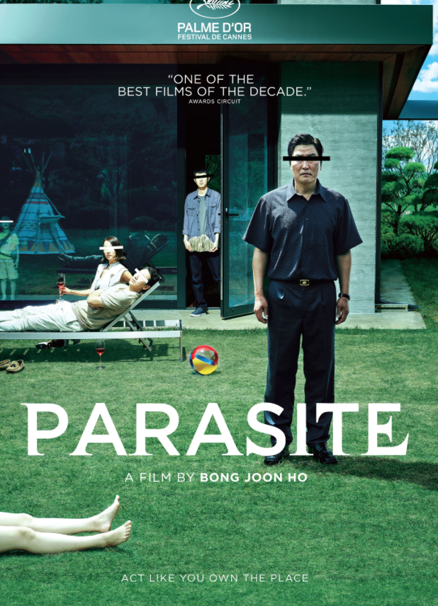 LOOKING AT THE BEST PICTURE WIN FOR PARASITE